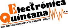 ELECTRÓNICA QUINTANA Logo