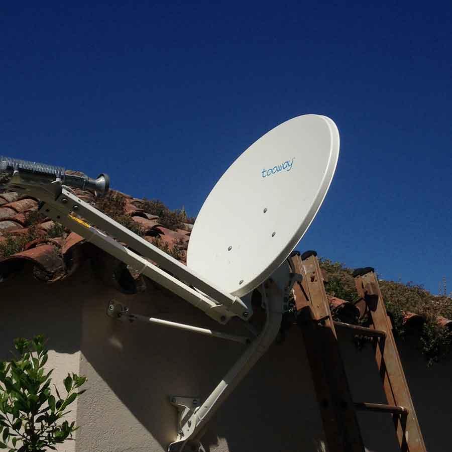 internet por satelite 22 megas