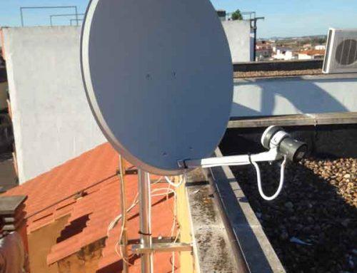 Instalación Antena Parabólica Astra