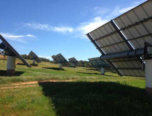 Internet por Satélite en Huerto Solar