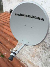 Instalación Antena Parabólica