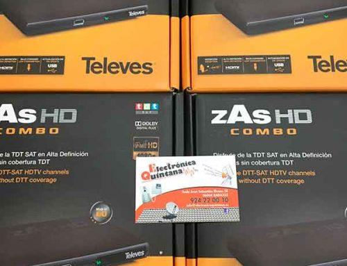 TDT por Satélite para zonas sin cobertura de TV